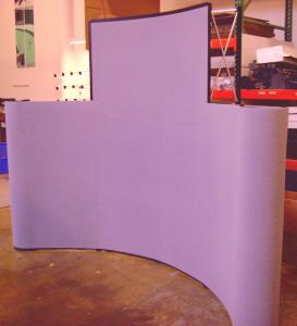 Custom 10' Quadro S Pop Up Display