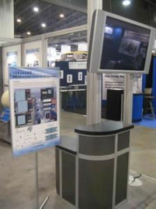 Rental Exhibit -- 20' x 20' Peninsula Booth Space -- Image 4