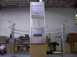RENTAL Exhibit:  20' x 20' Island Exhibit (headed to a show in Baltimore) -- Image 2