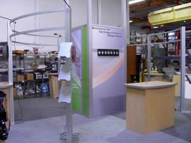 RENTAL Exhibit:  20' x 20' Island Exhibit (headed to a show in Baltimore) -- Image 3