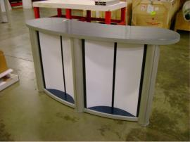 Visionary Designs Custom Backlit Counter