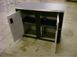 Euro LT Counter with Storage