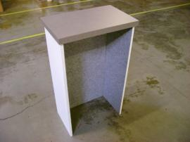 Inexpensive Euro LT Pedestal (back)
