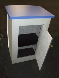 MOD-1121 Modular Counters with Locking Storage -- Image 3