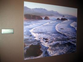 Silicone Edge Graphics (SEG) Framed with ClassicMODUL TSP 10 Low Profile Aluminum Extrusion -- Image 2