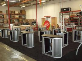 Custom Workstations with Locking Storage -- Image 2
