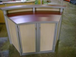 LTK-1011 Tradeshow Reception Counter -- Image 1