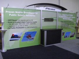 Rental Exhibit -- Hybrid 10' x 20' Display -- Image 1