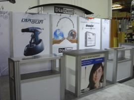 Visionary Designs 10' x 20' RENTAL Hybrid Exhibit -- Image 1