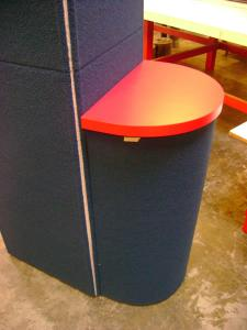 Intro Panel Display Half Round Counter