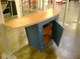LTK-1002 Counter with Storage