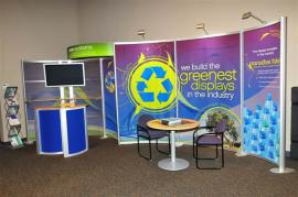 Showroom Display -- Eco-systems 10' x 20'