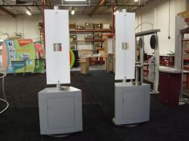 Custom Trade Show or Event Workstations -- Image 1