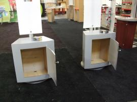 Custom Trade Show or Event Workstations -- Image 2