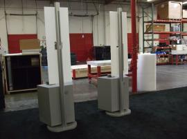Custom Trade Show or Event Workstations -- Image 3