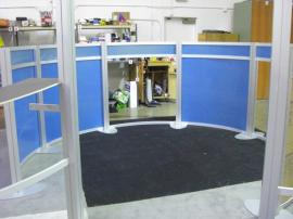 RENTAL Exhibit -- 20' x 30' Exhibit Structure (without graphics) shipping to the Midwest -- Image 3