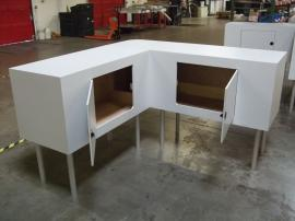 Fully Assembled Counters with Storage -- Image 2