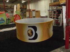 Aero Overhead Hanging Signs for Trade Shows -- Image 2