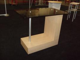 MOD-1108 Counter with Plex Countertop -- Image 1