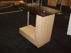 MOD-1108 Counter with Plex Countertop -- Image 3