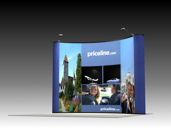 QD-122 Trade Show Pop-up Display -- Image 2