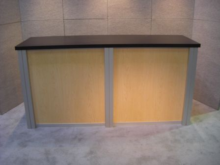 RE-1207 Rental Display / Large Counter / Workstation -- Image 3
