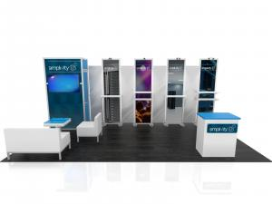 RE-2095 Trade Show Inline Exhibit -- Image 1