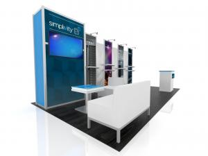 RE-2095 Trade Show Inline Exhibit -- Image 3