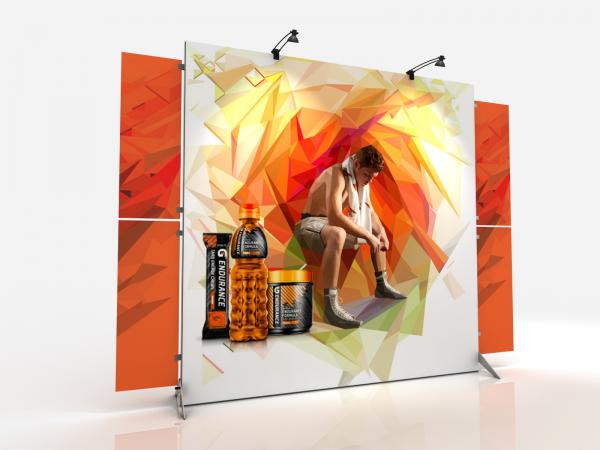 VK-1906 SEGUE Sunrise Display (10' x 10')