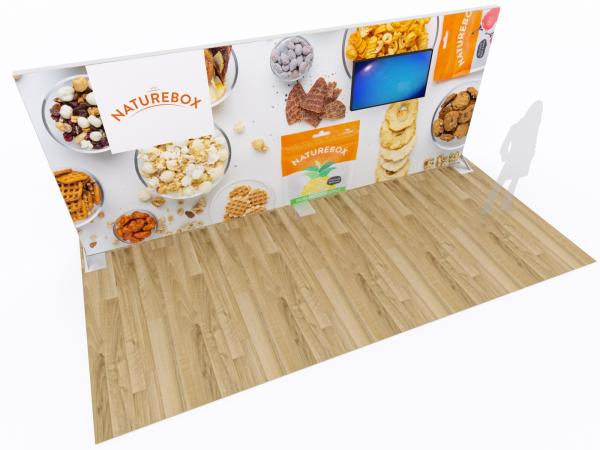 VK-2996 SEGUE Inline Exhibit with Fabric Graphic -- Image 2