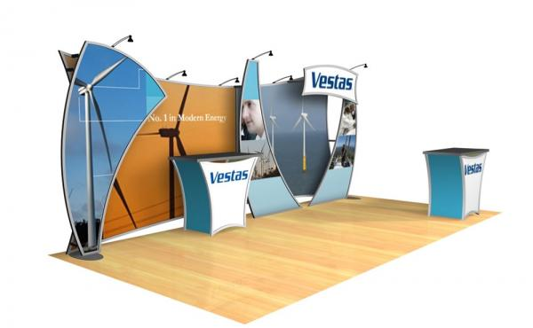VK-2051 Trade Show Exhibit -- Image 3